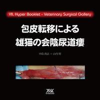 YIL ハイパーブックレット ヴェテリナリサージカルギャラリー「包皮転移による雄猫の会陰尿道瘻」