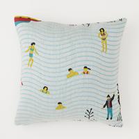 snip snap LAPLAND cushion cover | after sauna