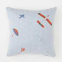 snip snap SKY cushion cover | morning umbrella
