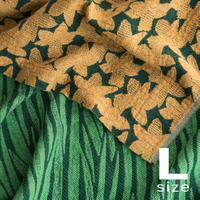 《予約販売10%OFF》             BLOOM blanket | NARCISSUS yellow (L)130cm×200cm