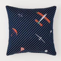 snip snap SKY cushion cover | night umbrella