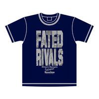 宿命のライバルTシャツ-R- / T04-4015