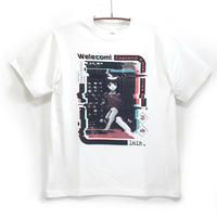 【otooto22】welecom! Tシャツ-WHITE- / T07-4040-W