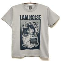【Nestorarts】NOISE Tシャツ-GRAY- / T09-4080-G