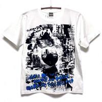 【messa store】duvet Tシャツ-WHITE-
