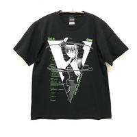 【messa store】ペルソナ Tシャツ-BLACK-