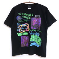 【messa store】Distortion mind Tシャツ-BLACK-