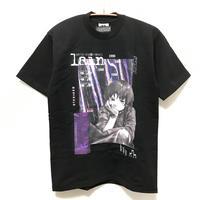 【KUDAN】Border Experiments Tシャツ-BLACK-
