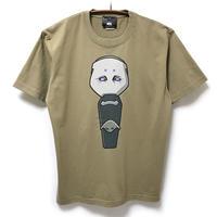 【NUMBER 3】IGGY Tシャツ SAND KHAKI