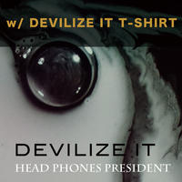 DEVILIZE IT <2CD + Photo Book> with DEVILIZE IT T-SHIRT