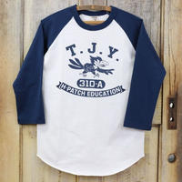 テンジクヤ【T.J.Y. EAGLE H.P】プリントTシャツ