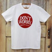 テンジクヤ【DON'T WORRY H.P】プリントTシャツ