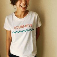 旅 Tシャツ Journeys .
