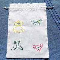 Underwear 巾着M