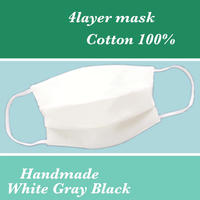 HANDMADE 4LAYER MASK