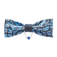 butterfly/BOW TIE Blue 【再入荷】