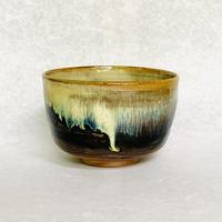 高取櫛目茶碗