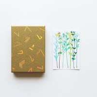 「haconiwa creators 2019」 BOX(イラストレーター 落合晴香ポストカード付)