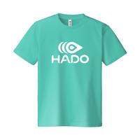 【期間限定】HADO Tシャツ - ロゴ大(ミントグリーン)