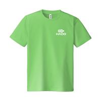 【期間限定】HADO Tシャツ - ロゴ小(ライム)