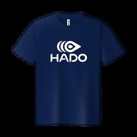 【期間限定】HADO Tシャツ - ロゴ大(メトロブルー)