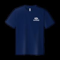 【期間限定】HADO Tシャツ - ロゴ小(メトロブルー)