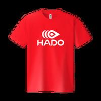 【期間限定】HADO Tシャツ - ロゴ大(レッド)