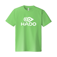 【期間限定】HADO Tシャツ - ロゴ大(ライム)