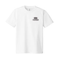【期間限定】HADO Tシャツ - ロゴ小(ホワイト)