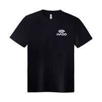 【期間限定】HADO Tシャツ - ロゴ小(ブラック)