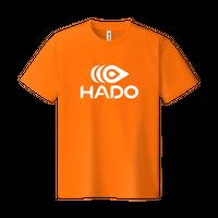 【期間限定】HADO Tシャツ - ロゴ大(オレンジ)