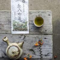 オーガニックほうじ茶100g @天空の茶屋敷