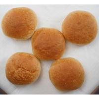 【卵乳不使用】全粒粉入り塩ロールパン(5個入り)(No.146)