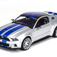 映画「ニードフォースピード」 フォード シェルビー・マスタングGT500 1/24 モデルカー