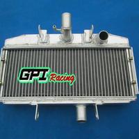 【送料無料!】アルミラジエーター GPI Racing GT750 1972-1977年 スズキ Suzuki【新品】