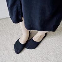 シルクフットカバー / Silk No-show Liners