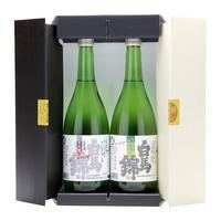 純米吟醸・特別純米720ml×2本セット【選べる熨斗】