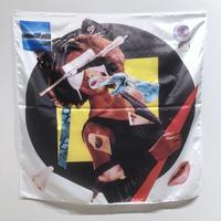 onnacodomo collage artwork Scarf 10「Whitney」