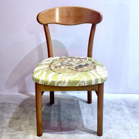 [ Wooden chair - marble ] HOME ECONOMICS EXPERIMENT