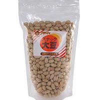 スナック大豆(国産)200g|酢大豆蜂蜜漬けやミキサーにかけてきな粉にも!