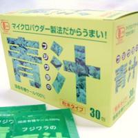 【スーパーセール】フジワラの青汁(粉末)(3g×30袋)6箱セット【国産有機野菜ケール100%】