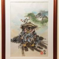 Danjiri festival 1