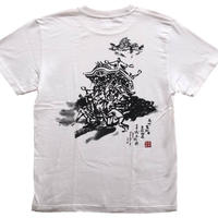 T-shirts men Danjiri 2  white