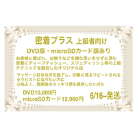上級者向け密着プラス microSDカード版