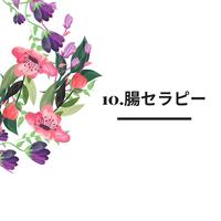 10.腸セラピー