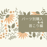 4-4パーツ別購入 首こり編(DVD/microSD)