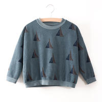 40%OFF!【Bobo Choses】SWEATSHIRT ALMA S.B. AO(スウェットプルオーバー)