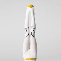 40%OFF!【BRAVELING】White Rabbit tights(タイツ)