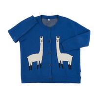 40%OFF!【tinycottons】llama cardigan(カーディガン)