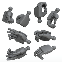 EIGHT MechHand:丸6.0~14.5mm DX版